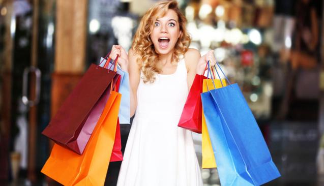 Alışveriş Bağımlısı Olmayın!