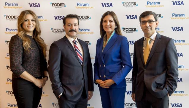 FODER ve Visa, Türkiye'nin Finansal Okuryazarlık Haritasını Çıkardı