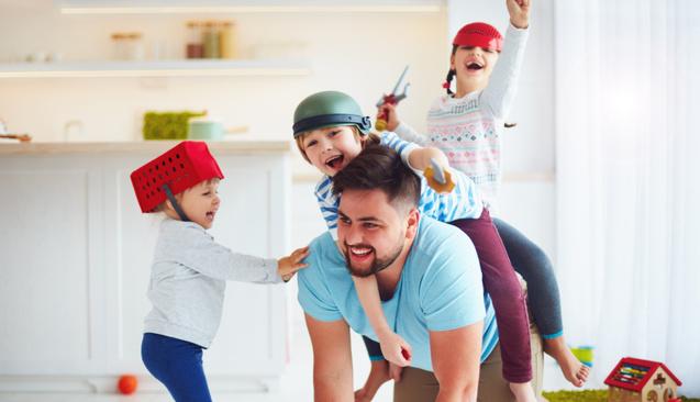 Çocuklarla Oyun Oynarken Ailelerin Dikkat Etmesi Gerekenler