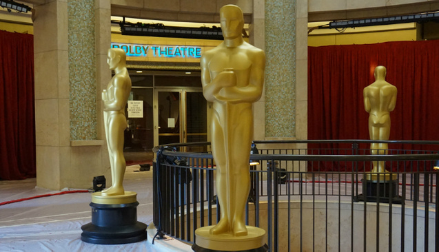 Oscar alamayanların teselli ikramiyesi