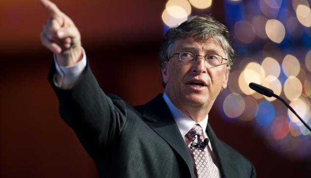 Bill Gates'in Başarılı Olmak İsteyenlere Ders Niteliğinde 10 Sözü