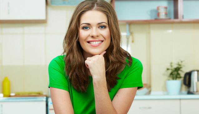 Bakım masrafından kurtulmak isteyen kadınlar doğru mutfağa!