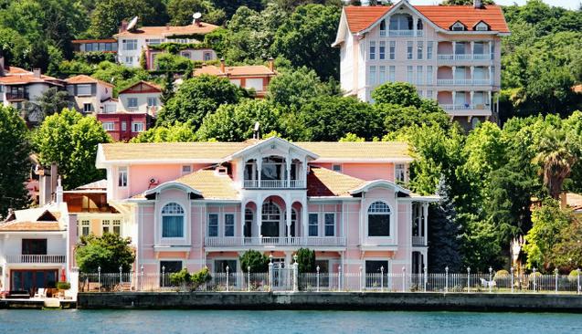 İstanbul Boğazı'ndaki yapıların değeri ne kadar?