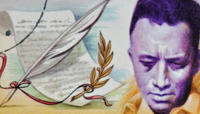 Albert Camus'nün Nobel'i alınca ilkokul öğretmenine yazdığı mektup