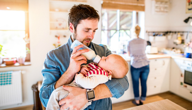 İyi Bir Baba Olmanın 10 Kuralı