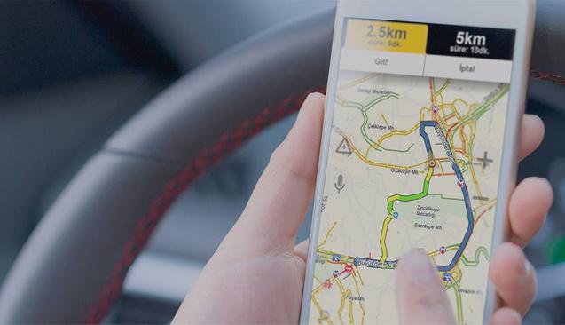 Yandex'e göre bayramda hangi saatte trafiğe çıkmalısınız?