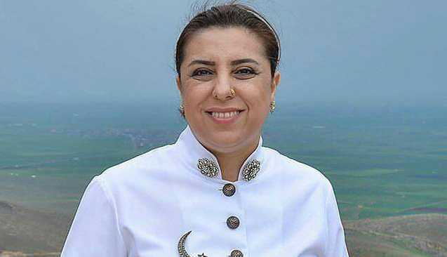 Mardinli kadın şef, dünyada gururumuz oldu!