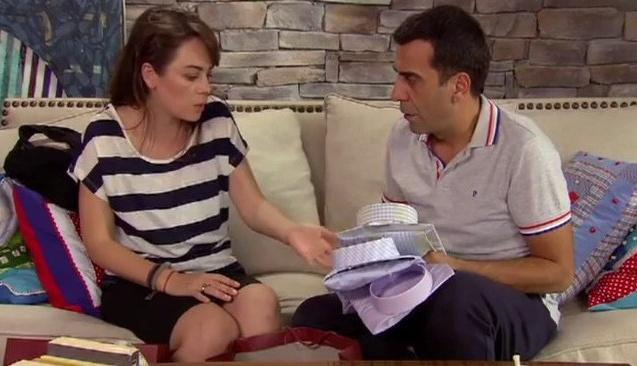 Sana 2,5 liraya gömlek aldım!