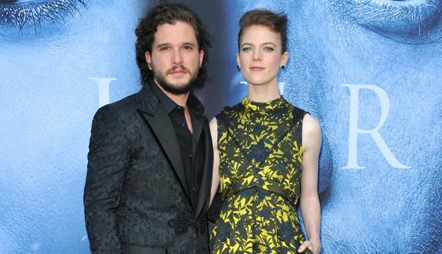 Game of Thrones çiftinin milyonluk evi!