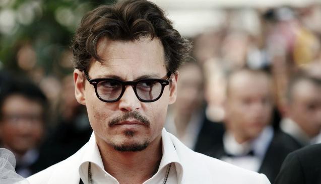 Johnny Depp'in aylık 2 milyon Euro'luk yaşamı!