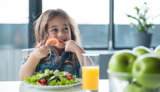 Çocuklarımıza Doğru Beslenme Alışkanlıkları Kazandırmak İçin 10 İpucu