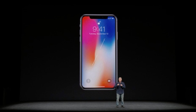 Apple'ın yeni telefonu iPhone X