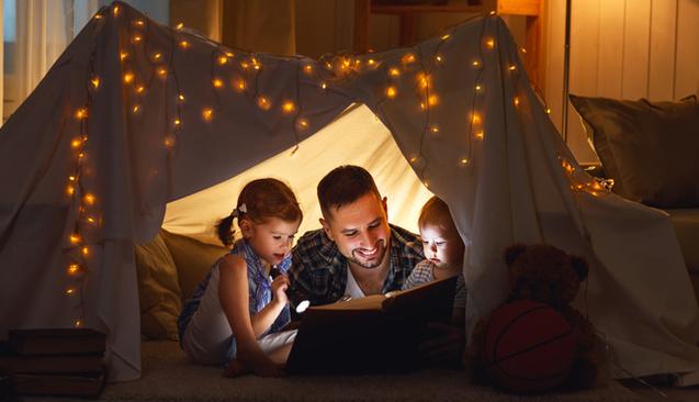 Çocuğunuza Yüksek Sesle Okumanın 5 Faydası!