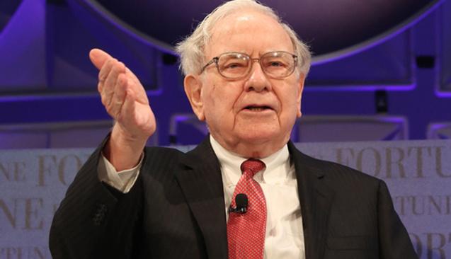 Warren Buffett'tan iPhone İtirafı