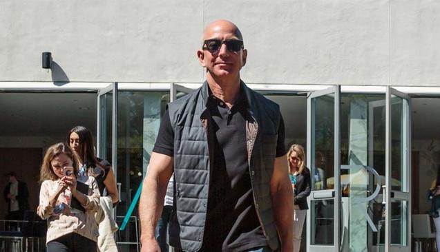 Amazon'un Kurucusu Jeff Bezos'un Hayat Hikayesi