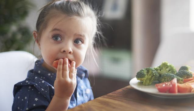 Sizin Çocuğunuz Da Yemek Yemiyor Mu?