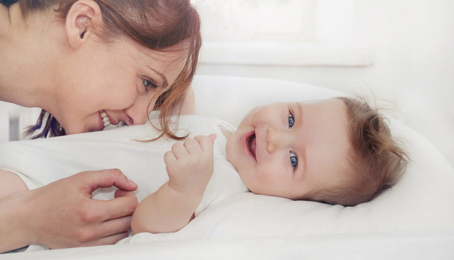 Bebeğinizle Güven Dolu Bir İlişki Kurabilmeniz İçin İpuçları