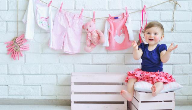Bebeğinizin Kıyafet Masraflarını Azaltın