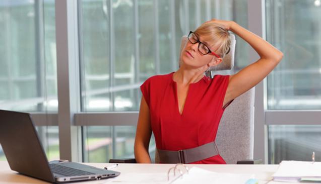 Masa Başında Çalışanların Yapabileceği 10 Basit ve Faydalı Egzersiz