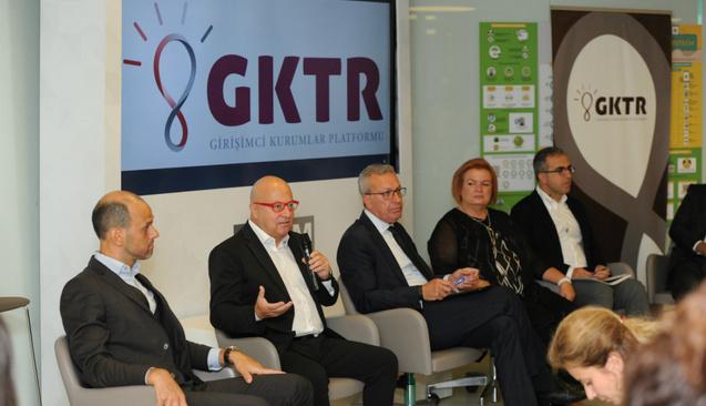 Türkiye Girişimci Kurumlar Platformu Kuruldu