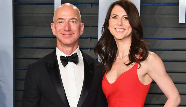 Dünyanın En Zengin Adamı Bezos'un Boşanmasının Farklı Bir Yüzü