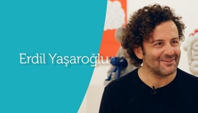 Erdil Yaşaroğlu 30 Yıllık Mizah Yaşantısını TROY'a Anlattı