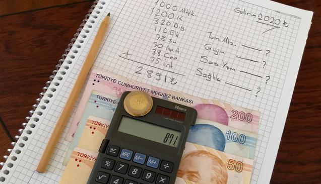 Aylık Bütçe Defteri İle Kolayca Bütçe Hesaplayın
