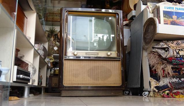 57 Yaşındaki Televizyon 10 Bin Liradan Satışa Çıkarıldı