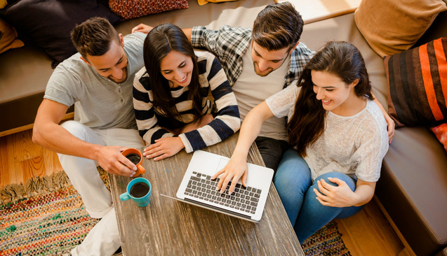 Sosyal Çalışma Programı'yla Üniversiteli Gençlere 2 Bin 500 Lira