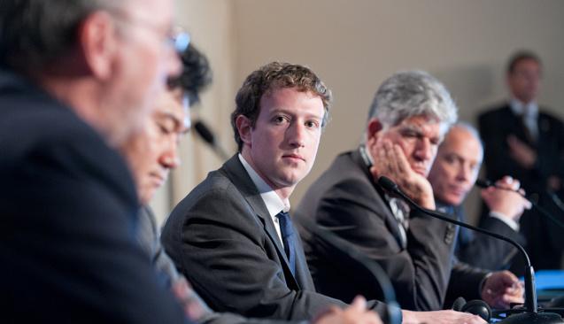 Facebook'un Kurucusu Mark Zuckerberg'in Hayat Hikayesi
