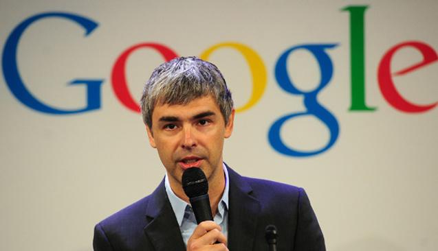 Google'ı Kuran İsim Larry Page'nin Hayat Hikayesi