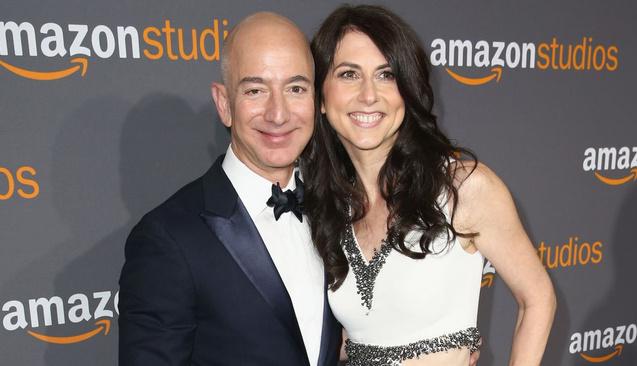 Jeff Bezos'un Boşandığı Eşi 37 Milyar Dolarlık Servetinin Yarısını Bağışlıyor