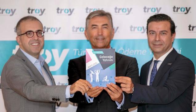 Türkiye'de Finansal Okuryazarlığın Gelişmesi İçin Çalışan TROY'un Kart Adedi 9 Milyona Ulaştı
