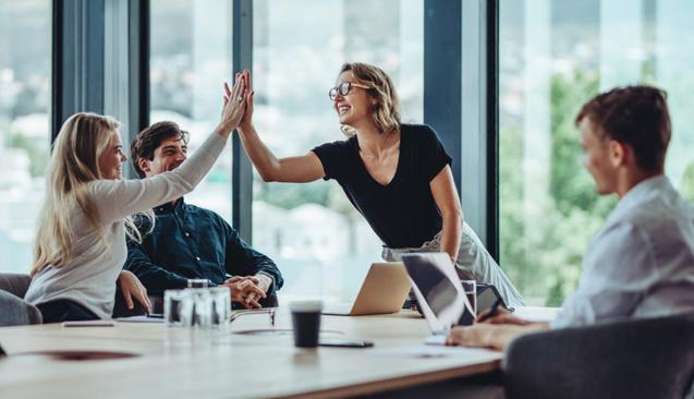 Çalışanların İş Yerindeki Mutluluğunu Artıran Hesaplı Yöntemler