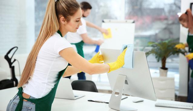Çalışanların İş Yerinden En Büyük Beklentisi Temizlik