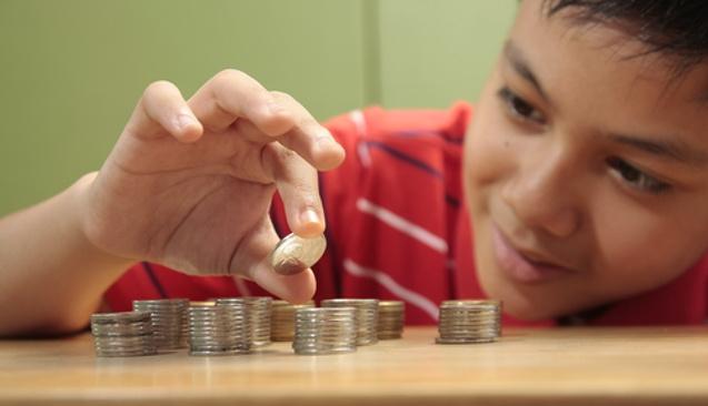 Çocuklarda Para Üstü Kavramı