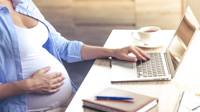 Çalışan anne adaylarının dikkat etmesi gereken noktalar