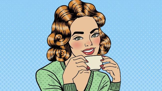 Türk kahvesinin telvesi de kendi kadar faydalı!