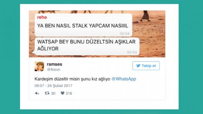 Whatsapp güncellemesine kullanıcılardan komik isyanlar