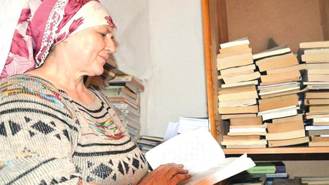 Köyünden çıkmadan dünyayı okuyan kadının hikayesi