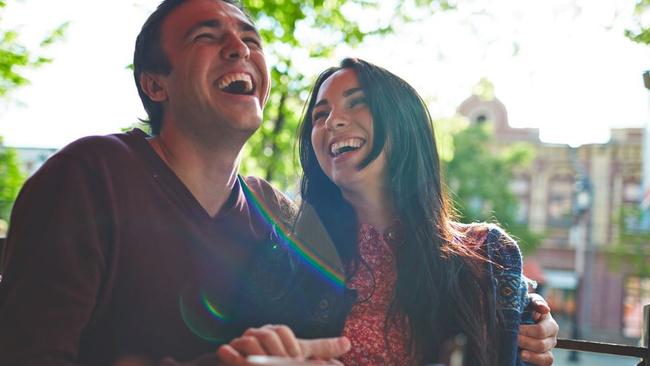 Kahkaha atmanın tahmin etmediğiniz bir etkisi var