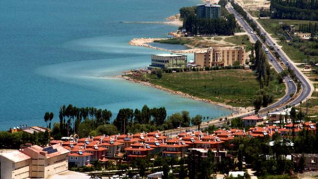 Doğu Anadolu'nun güzel şehrine 1 milyar 600 milyon liralık yatırım