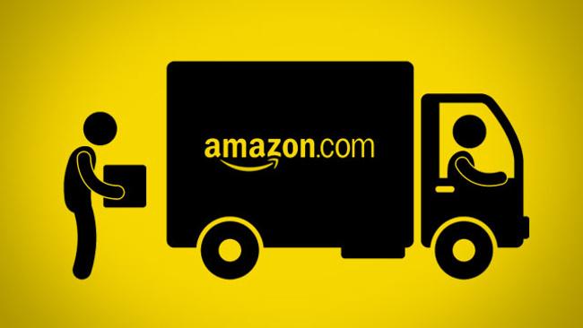 Amazon Amerikan perakende pazarını salladı