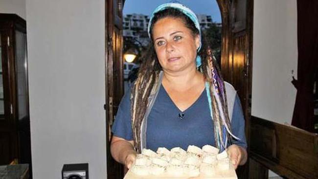 Mahallenin Muhtarları dizisindeki Şirin şimdi Bodrum'da bir girişimci