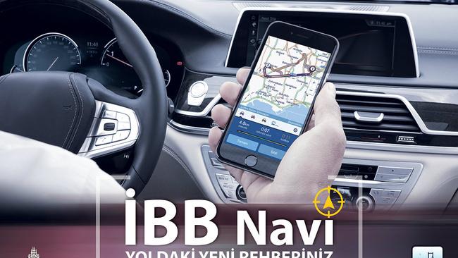 İnternet yokken yeni rota sunan, toplu taşımayı düşünen navigasyon uygulaması