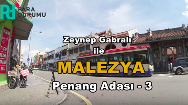 Zeynep Gabralı, Malezya'da yemek fiyatlarını sizin için araştırdı