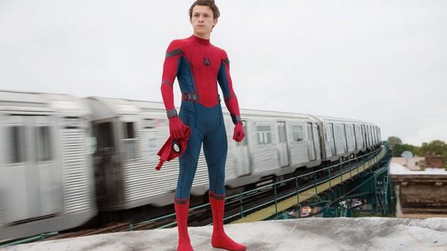 Spiderman gişe rakamlarını alt üst etti!