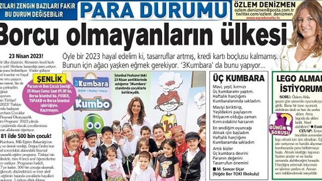 Borcu Olmayanların Ülkesi - 24.04.2014