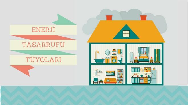 Eviniz İçin Enerji Tasarrufu Tüyoları