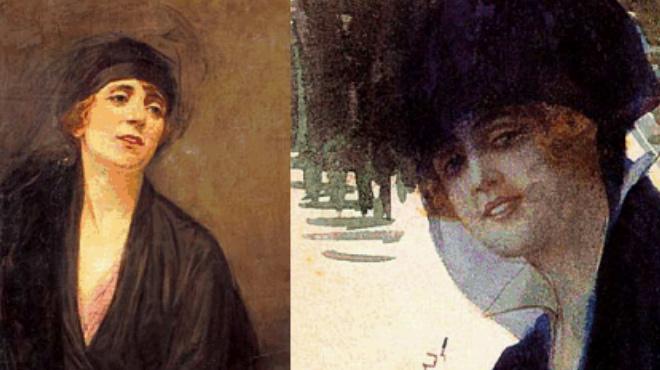Türkiyede çağdaş Resim çalışmalarını Ilk Başlatan Kadın